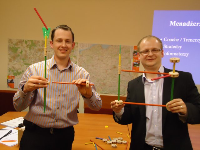 Managers' session in Poland