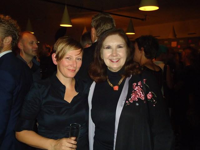 Karen Albertsen at Radiodays Denmark