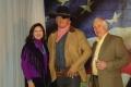 Pat and Dewey Bruce meet the Duke
