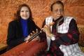 Enjoying the music in Bangladesh